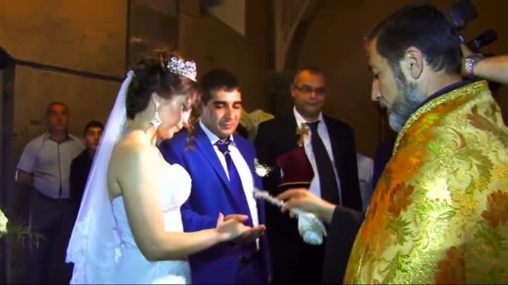 Garik & Arevik haykakan harsaniq 2015 armenian wedding 2015 армянская свадьба