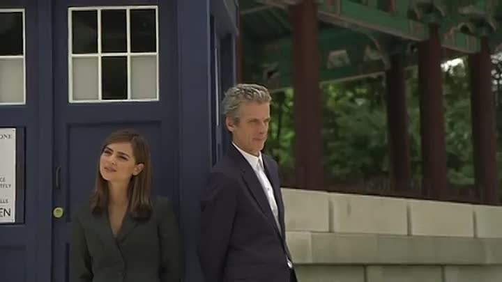 Видео: Peter Capaldi & Jenna Coleman Love Their Korean Fans! - Doctor Who World Tour - #DWWorldTour