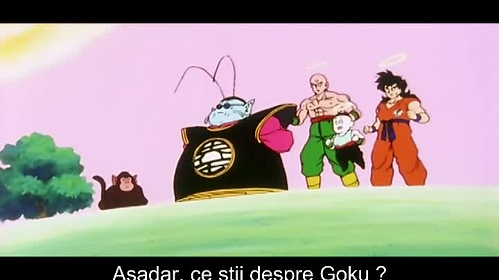 Dragon Ball Z Episodul 87 - The Ultimate Battle http://popcornlink.16mb.com/
