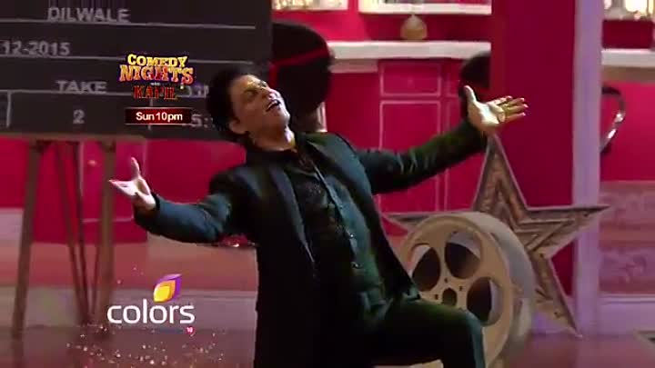 Team Dilwale Creates Hungama On Comedy Nights With Capil