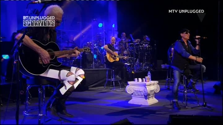 Scorpions - MTV Unplugged. Live in Athens 2013