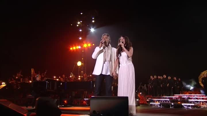 Andrea Bocelli, Sarah Brightman - Time To Say Goodbye (2007)