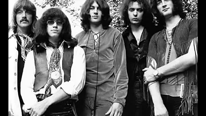 "Видео: Deep Purple - Wasted Sunsets-(musik.klub ROK- ДЖУНГЛИ!!! -""(official)""."