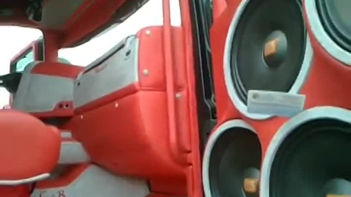Scania absolute 1of 1 by f.lli acconcia group SOUND SPAVENTOSO