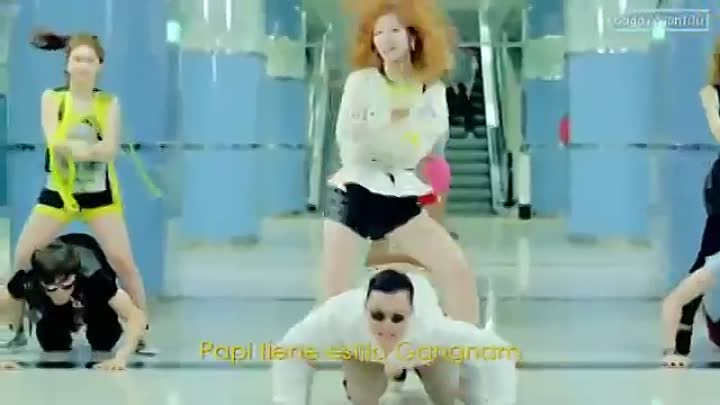 Gangnam Style Official Music Video - 2012 PSY with Oppan