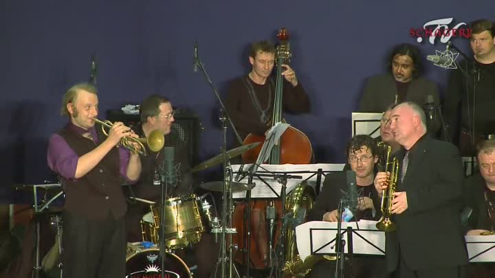 James MORRISON & Schagerl All Star Big Band, Thomas Gansch, The Flintstones