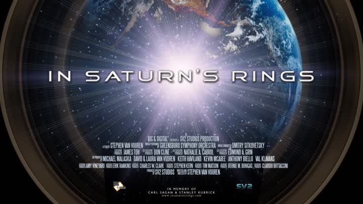 Видео: In Saturn's Rings Late Summer Teaser (4K)