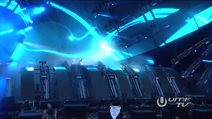 Alan Walker - Faded (Tiësto's Northern Lights Remix) Live @ Ultra Music Festival 2016