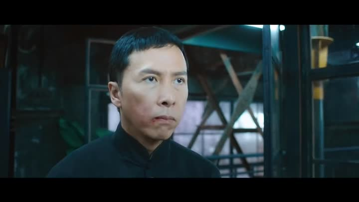 Видео: Ip Man 3 Fight Scene ( Ip Man vs Mike Tyson )