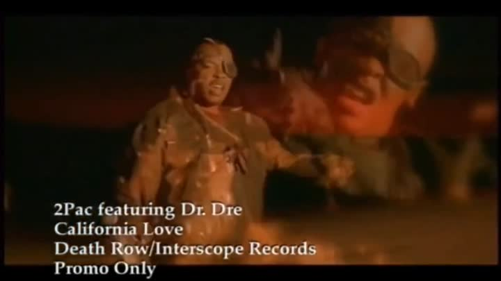 Видео: 2Pac ft Dr.Dre - California Love (Official Video)